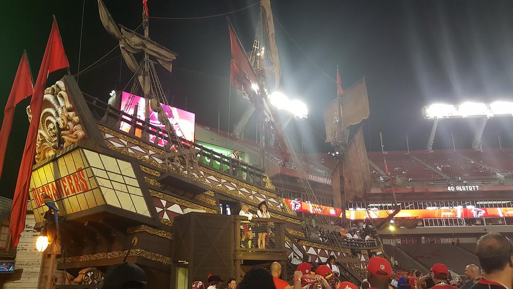 Stadium Review - Raymond James Stadium, Tampa