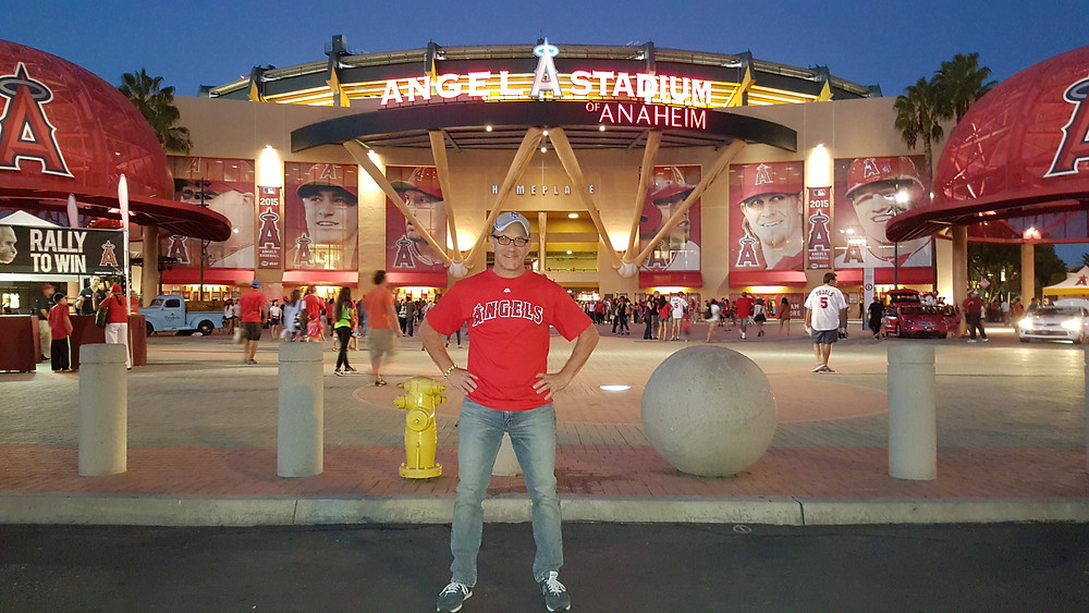 Angel Stadium Review