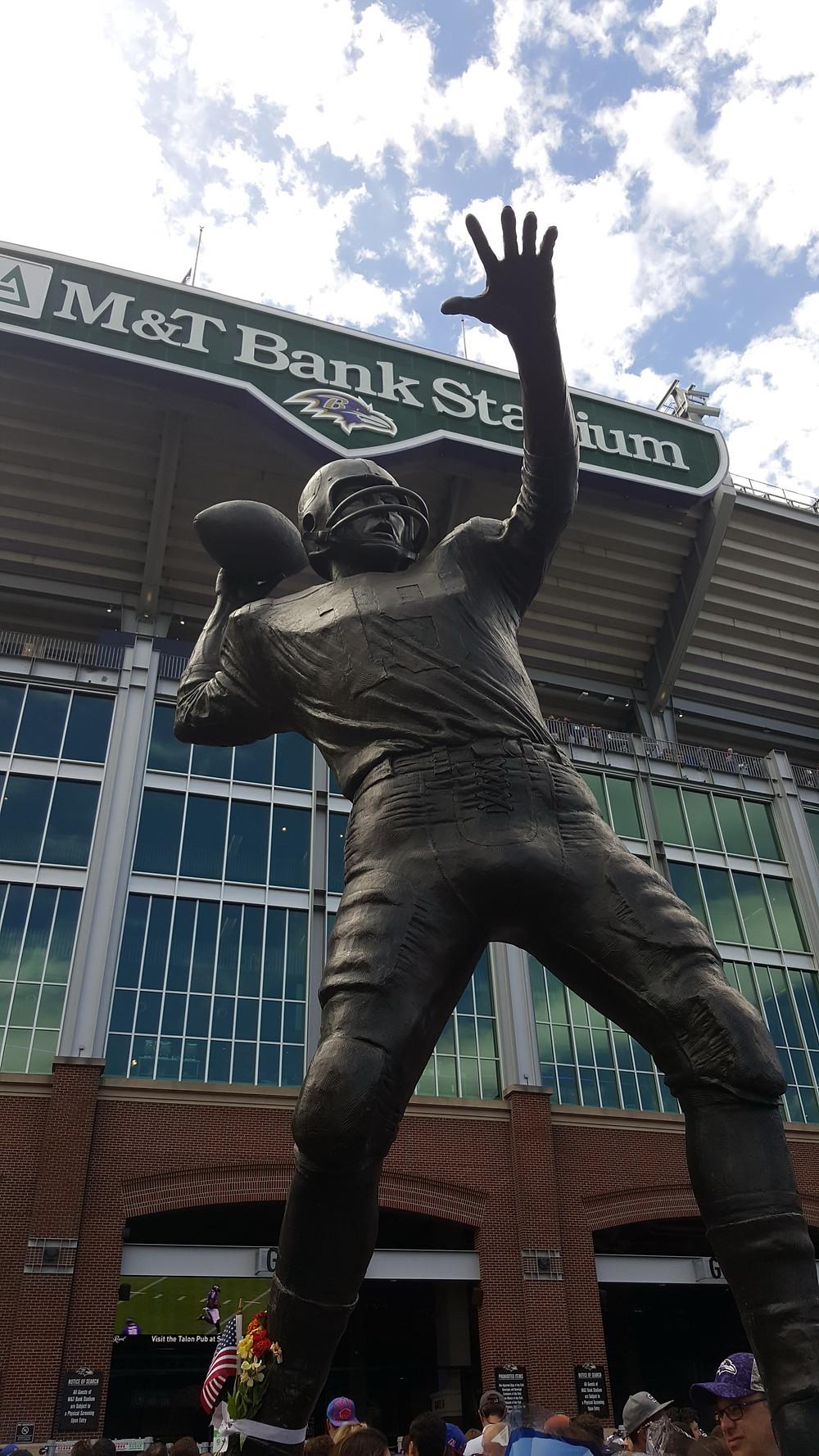 Stadium Review - M&T Bank Stadium, Baltimore