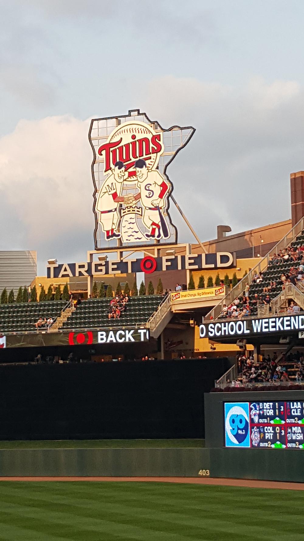 Stadium Review - Target Field - Minneapolis