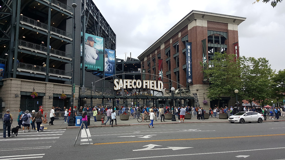Stadium Review - Safeco Field - Seattle