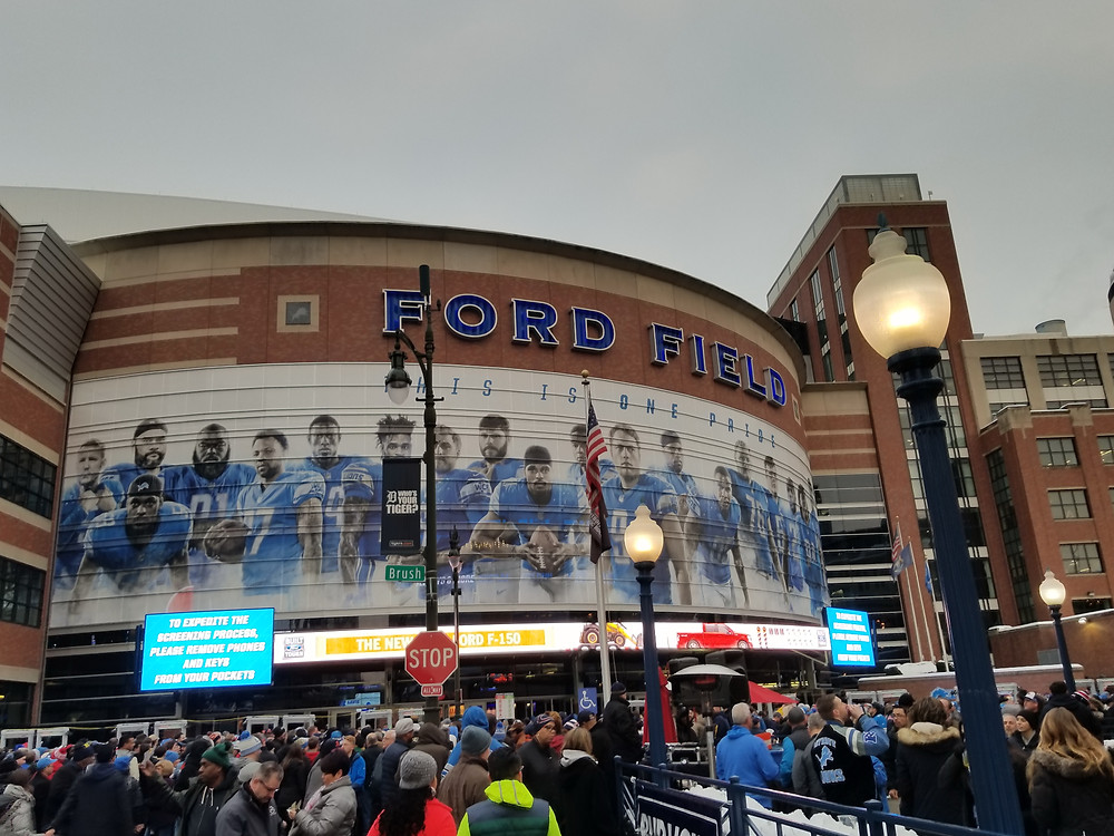 Ford Field Review