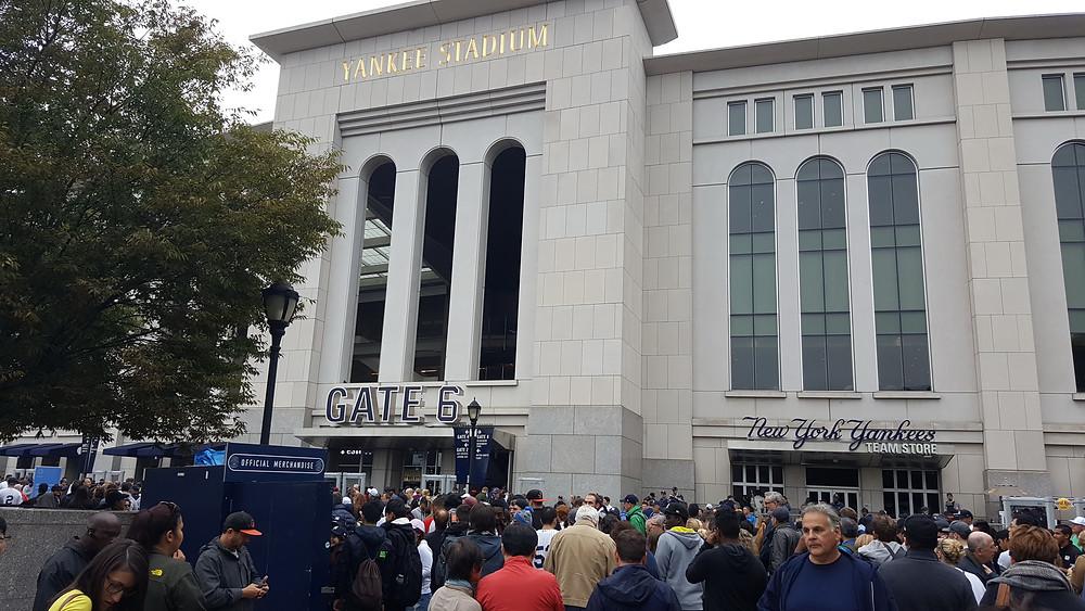 Stadium Reviews - Yankee Stadium, New York