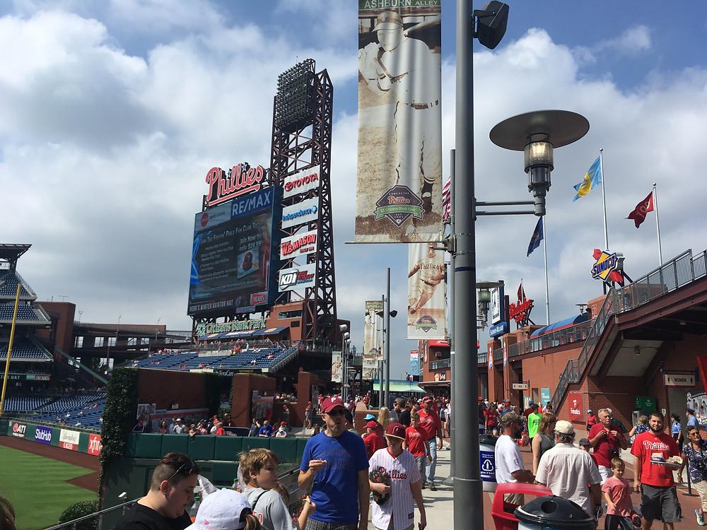 Stadium Review - Citizens Bank Park - Philadelphia