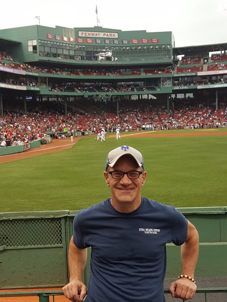 Fenway Park - Boston (#29)