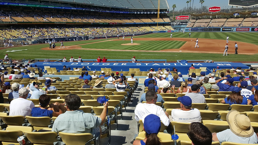 Stadium Review - Dodger Stadium - Los Angeles