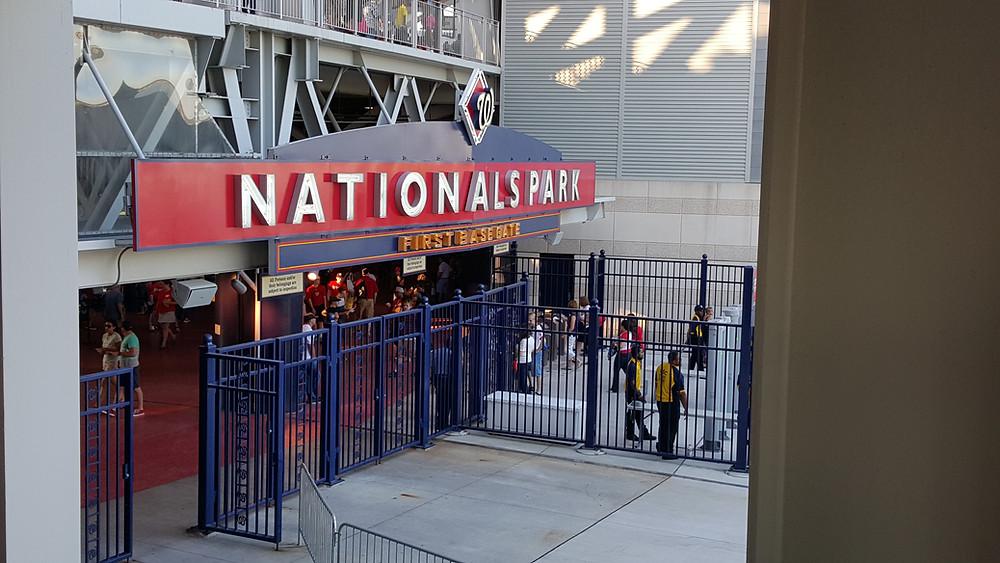 Stadium Review - Nationals Park - Washington D.C.