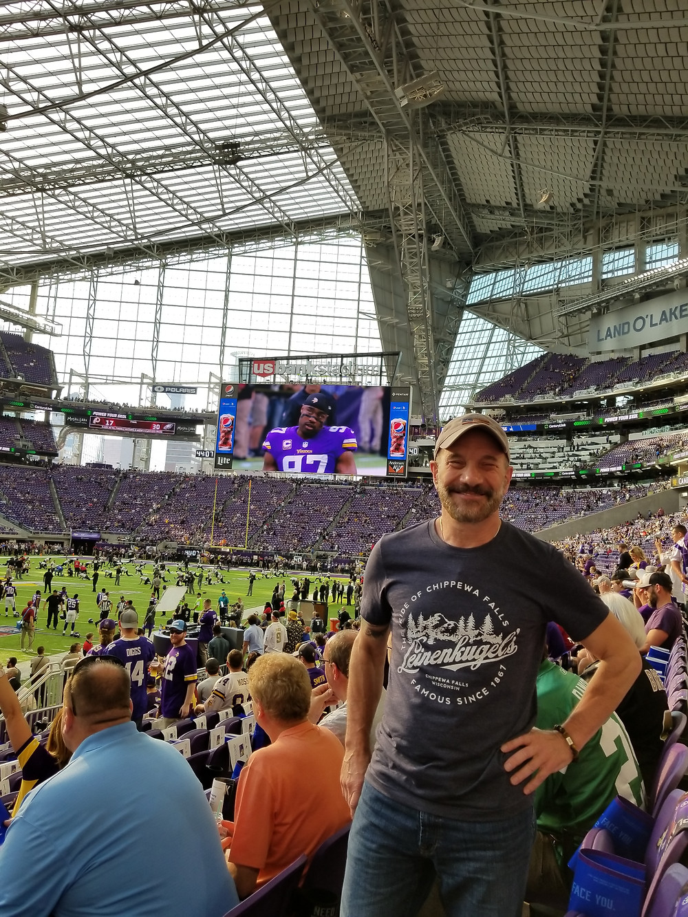 US Bank Stadium Review