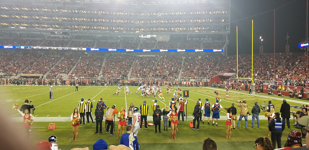 Stadium Review of Levi's Stadium, Santa Clara