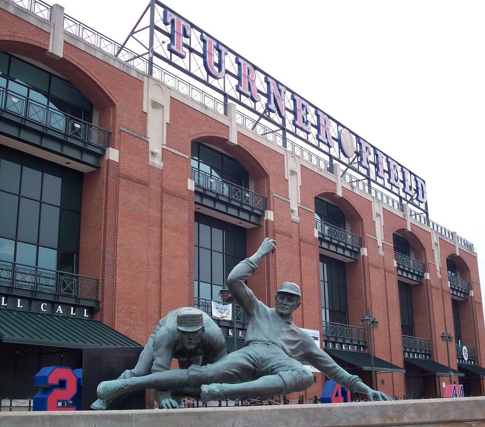 Stadium Review - Turner Field - Atlanta