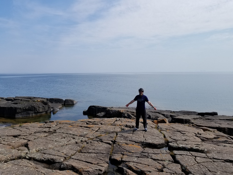 Wisconsin / Minnesota  Hiking and Cycling