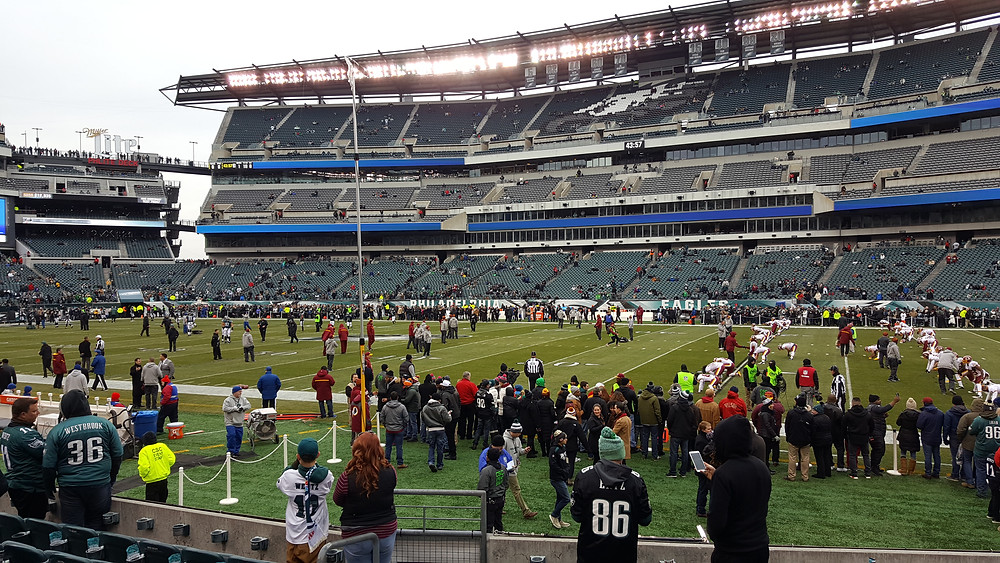 Stadium Review - Lincoln Financial Field, Philadelphia