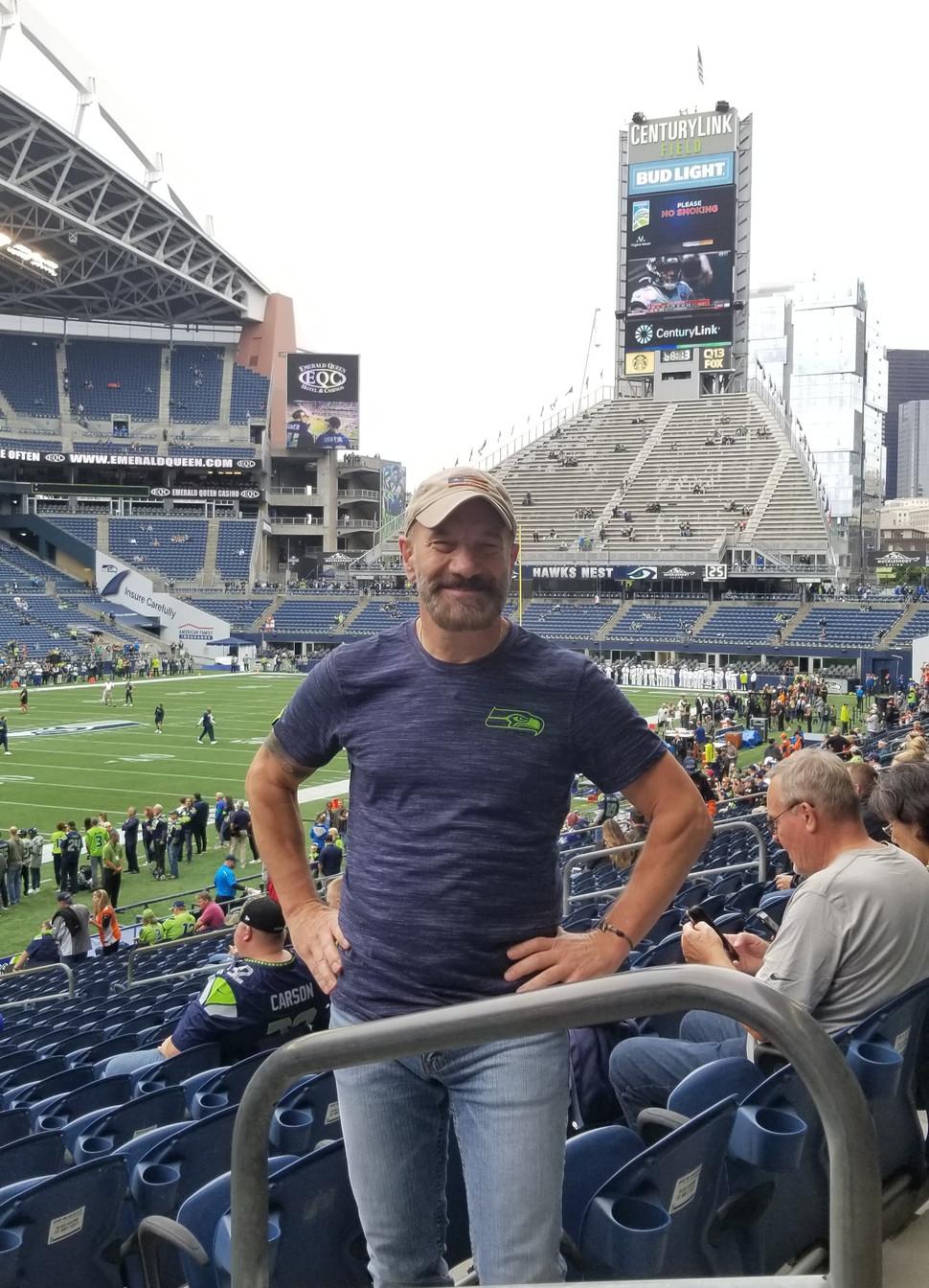 Century Link Field - Seattle (#25)