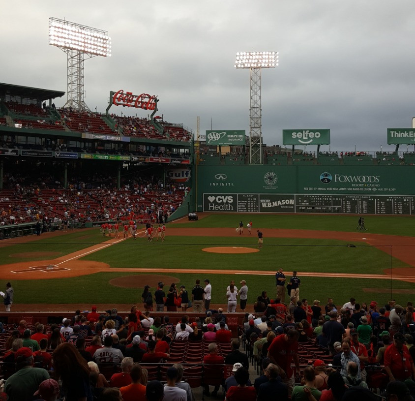 Stadium Review - Fenway Park, Boston