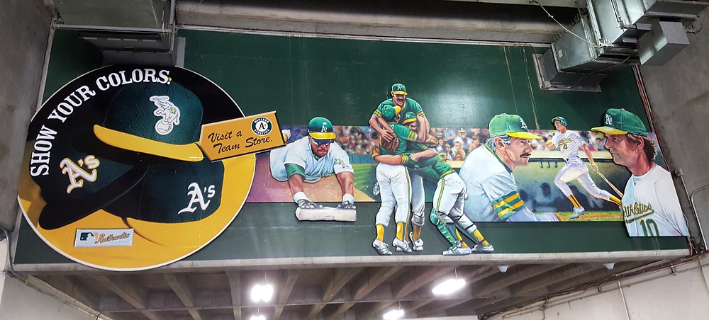 Stadium Review - Oakland Coliseum