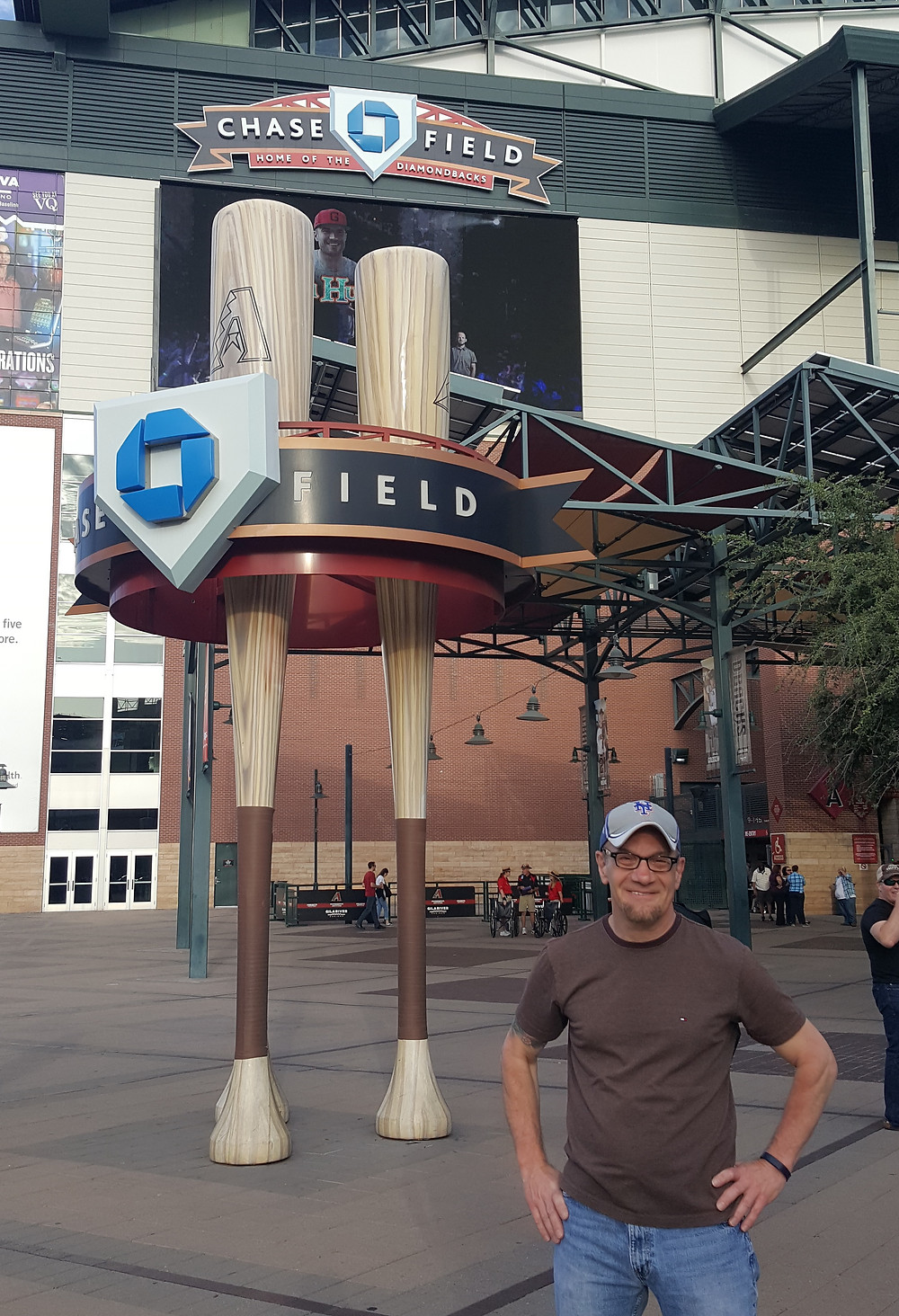 Stadium Review - Chase Field - Phoenix