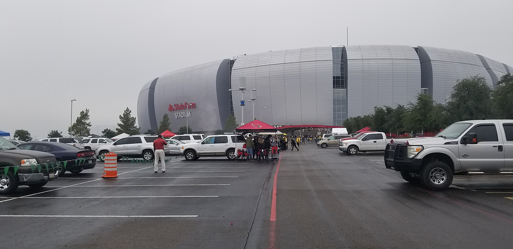 Stadium Review  State Farm Stadium Glendale, AZ