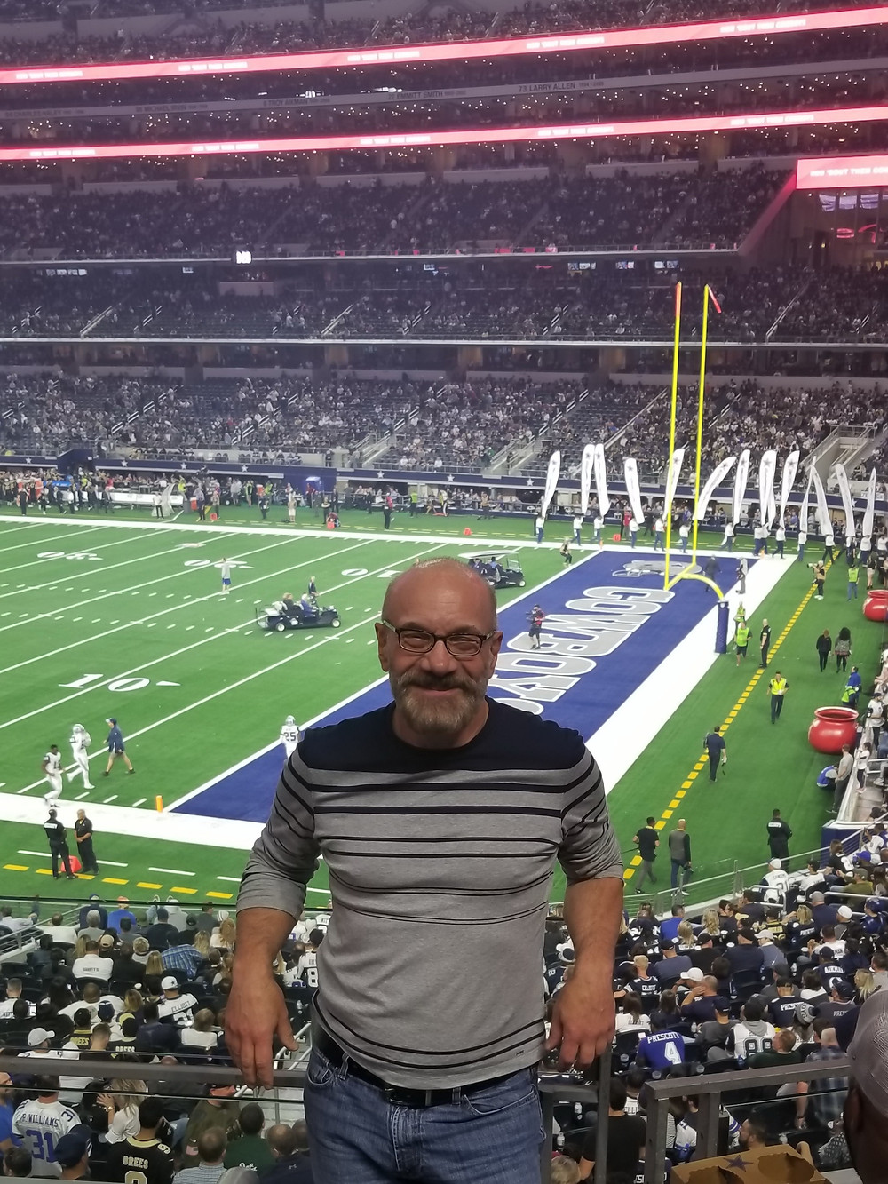 AT&T Stadium Review