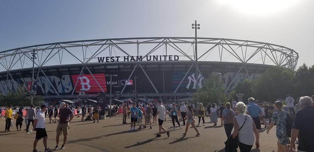 Stadium Reviews - London Stadium