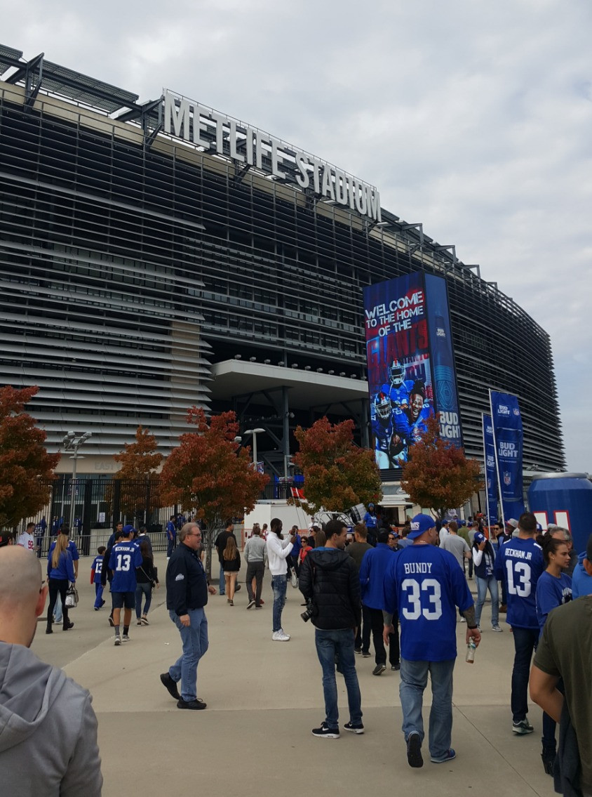 Stadium Review - Met Life Stadium - East Rutherford,NJ