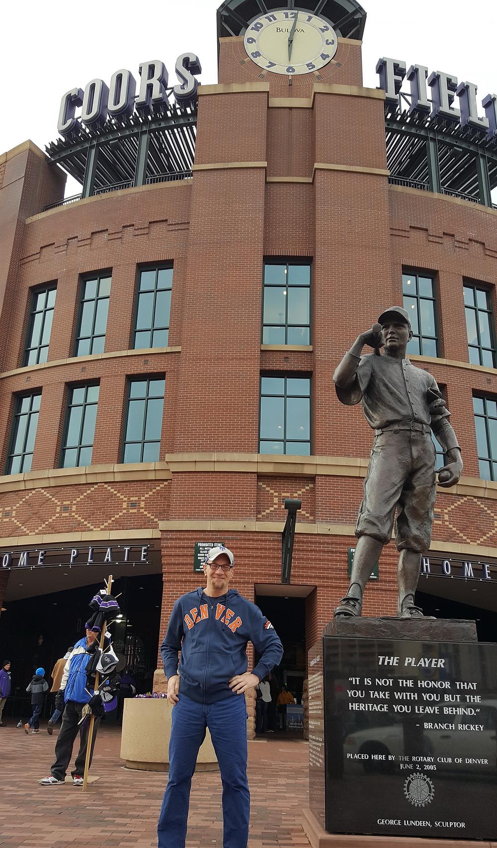 Stadium Review - Coors Field - Denver