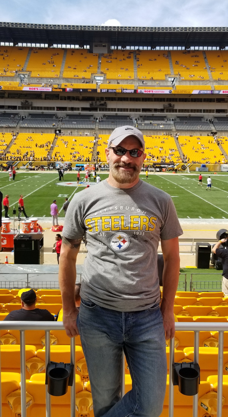 Heinz Field - Pittsburgh (#19)