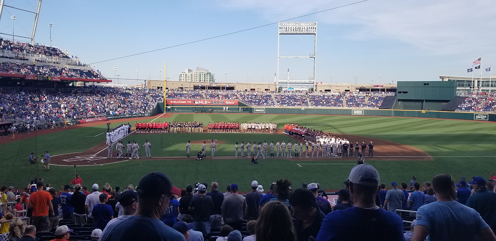 Stadium Reviews - TD Ameritrade Park - Omaha, NE