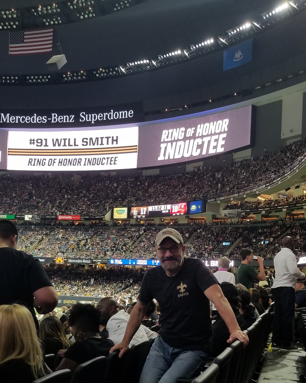 Stadium Review of Mercedes-Benz Superdome
