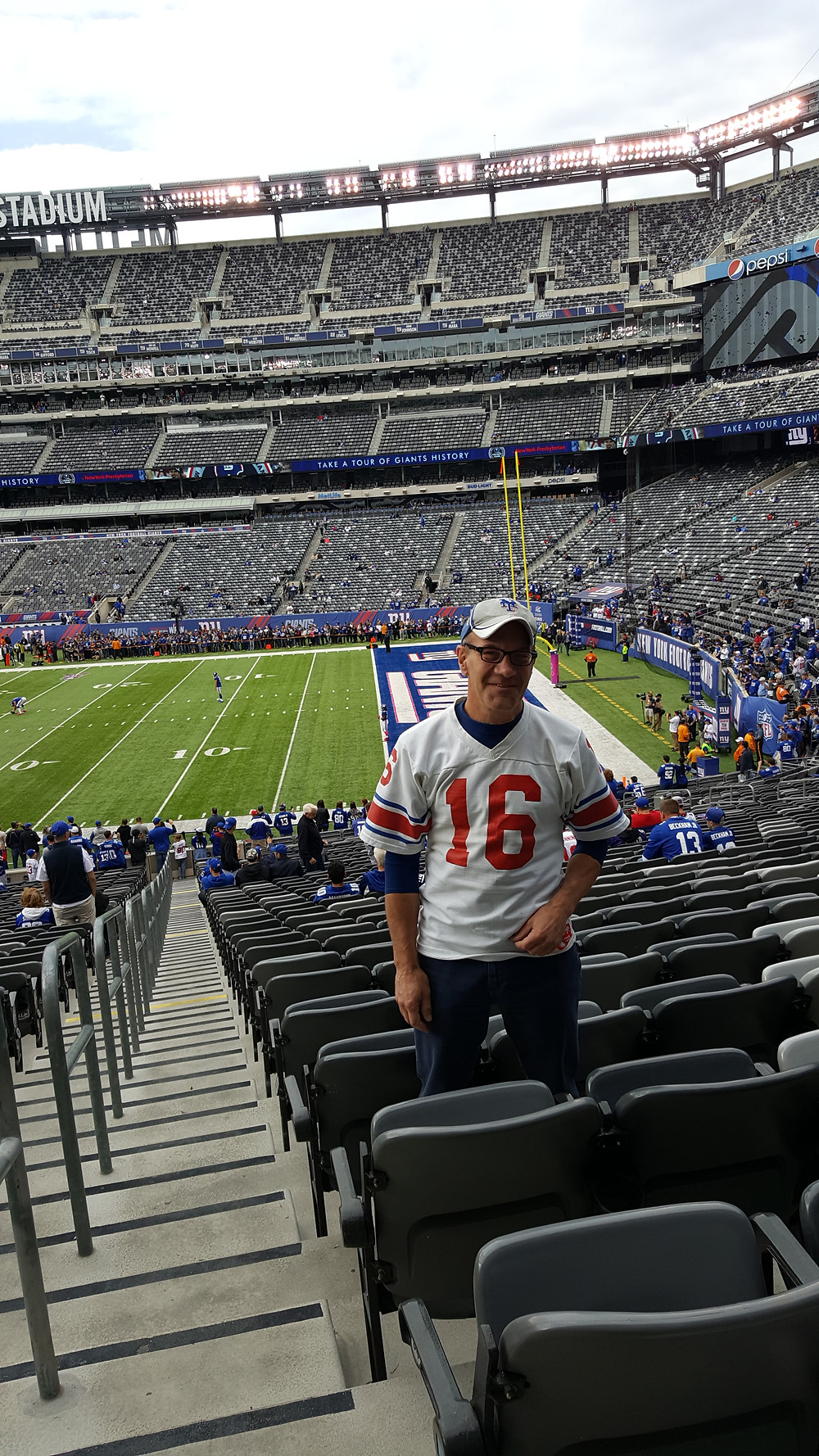 Met Life Stadium Review