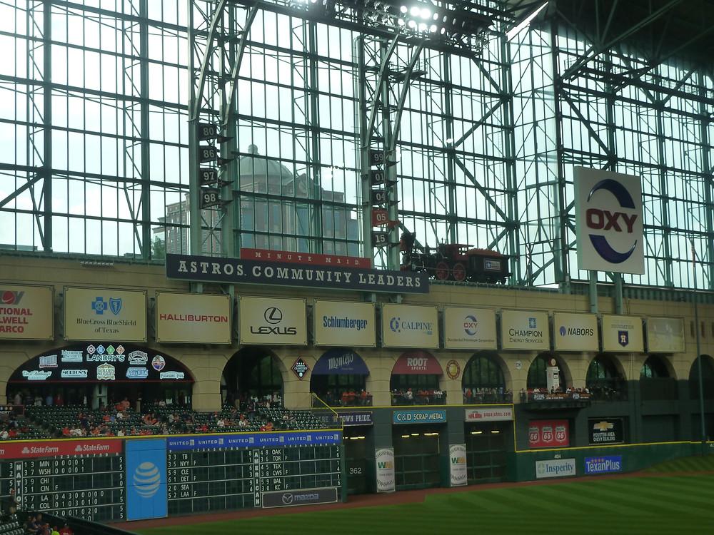 Stadium Review - Minute Maid Park - Houston