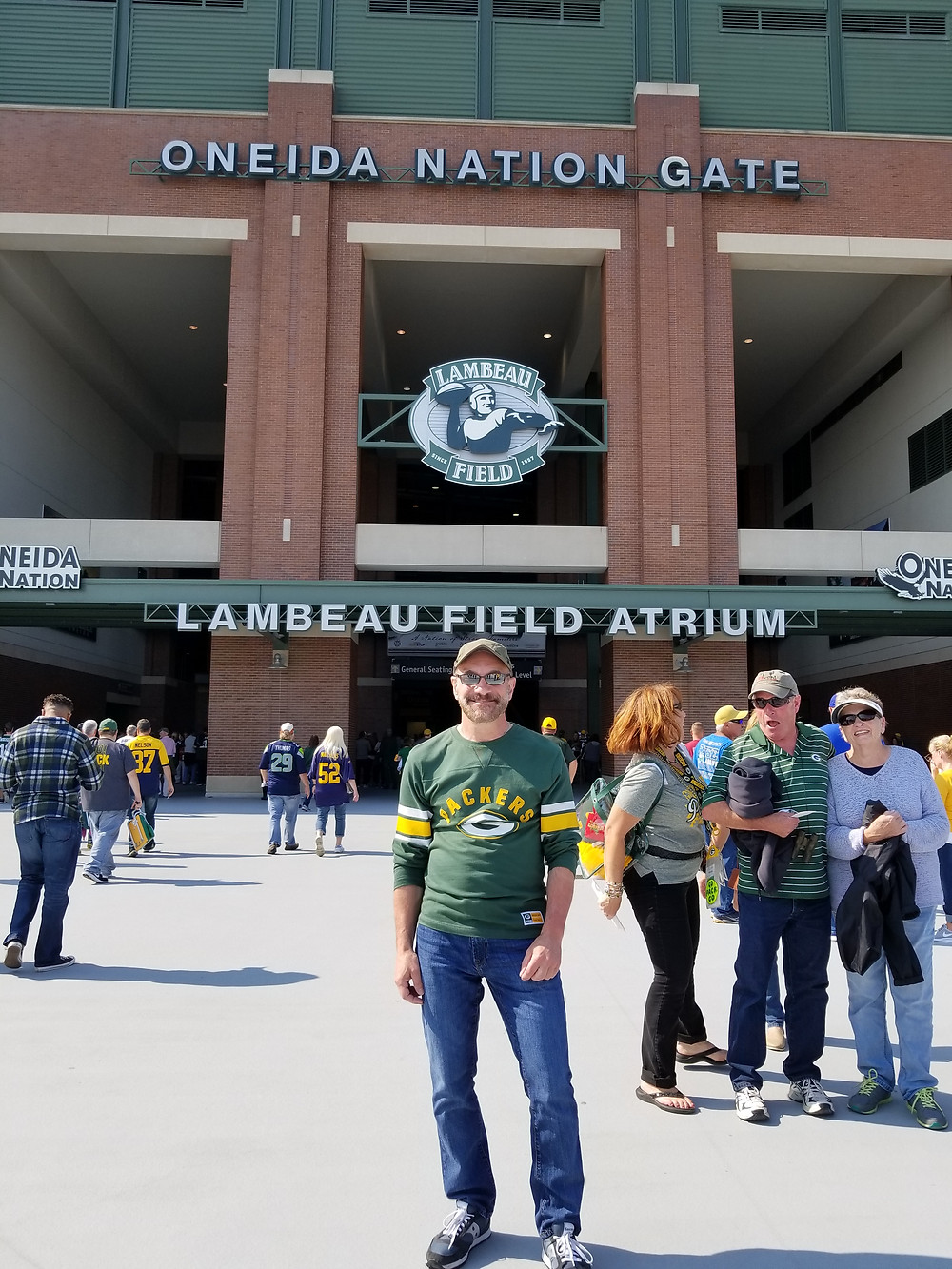 Lambeau Field Review