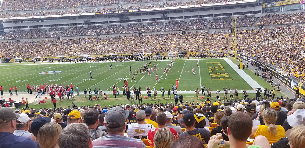 Stadium Review of Heinz Field, Pittsburgh