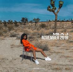 "Mila J ""Novemeber 2018"""