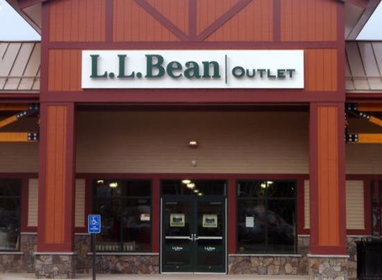 L.L. Bean Outlet Store