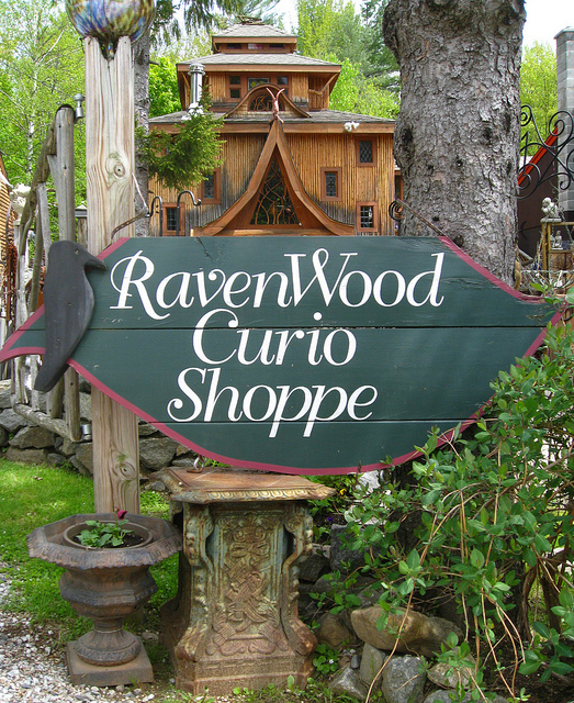 Ravenwood Curio Shoppe