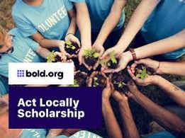 Act Locally Scholarship