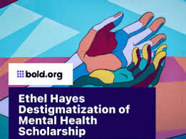 The scholarship is open to all students who have had challenges with mental health or who have had loved ones who have struggled with mental health. To apply for the scholarship, you will be asked to write a short essay about how your journey with mental health has impacted your beliefs, relationships, and aspirations.