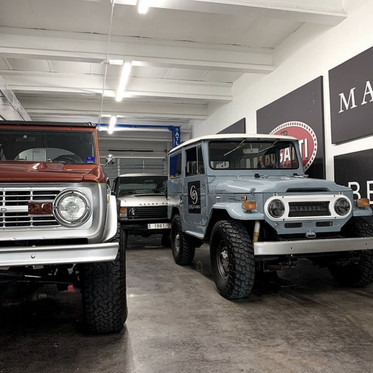 GG Classics in Miami Florida - Customize, Purchase, Restore,  and Maintain your Classic Cars