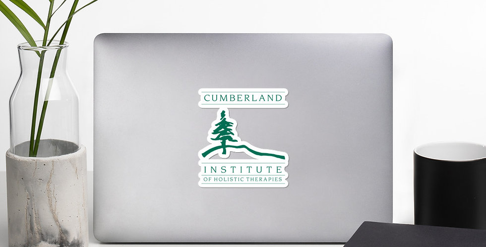Cumberland Inst Bubble-free stickers