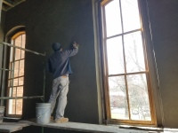 Replastering the Courtroom