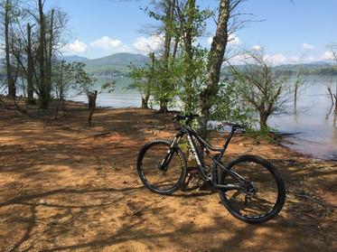 Bike at JMTS