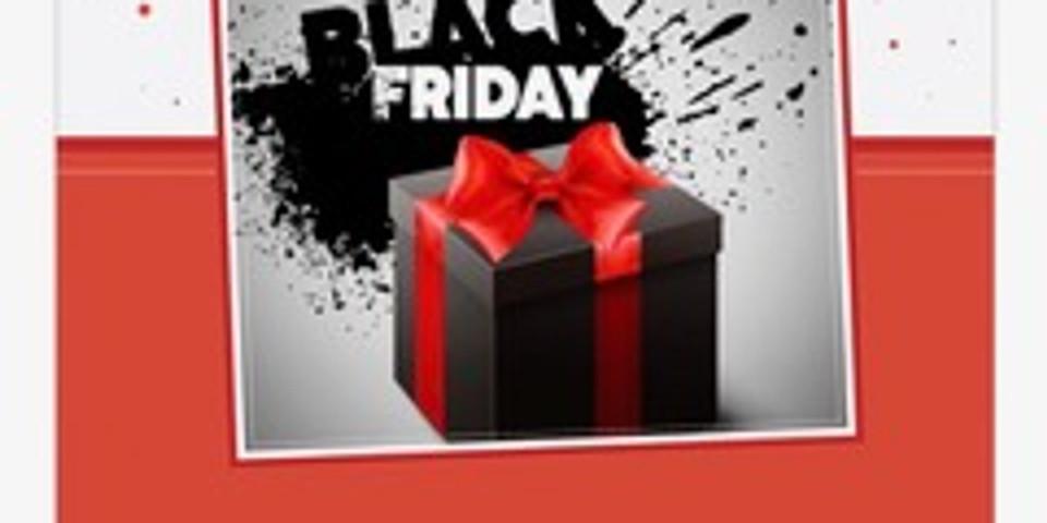 Black Friday at the Beal!