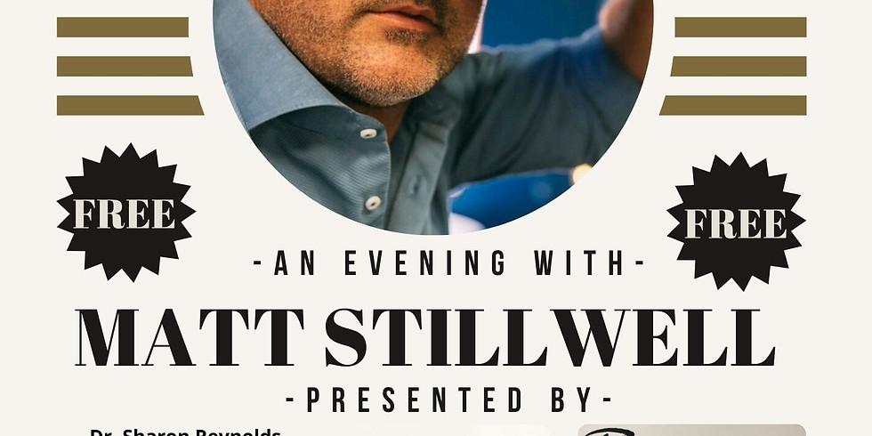 Beal Center Benefit Concert - An Evening with Matt Stillwell