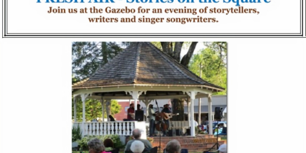 Mountain Area Storytellers:  Stories on the Square