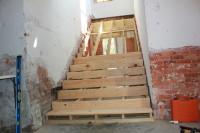 Stairway to progress