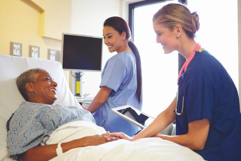 Hospice at Hospital