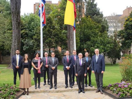 Ministerio de Agricultura y Programa de Prosperidad del Reino Unido en Colombia