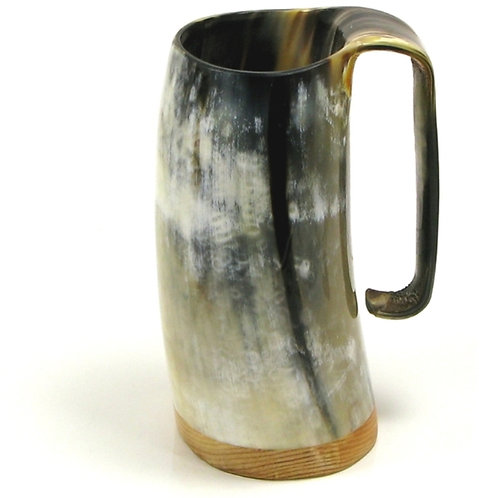 horn mug