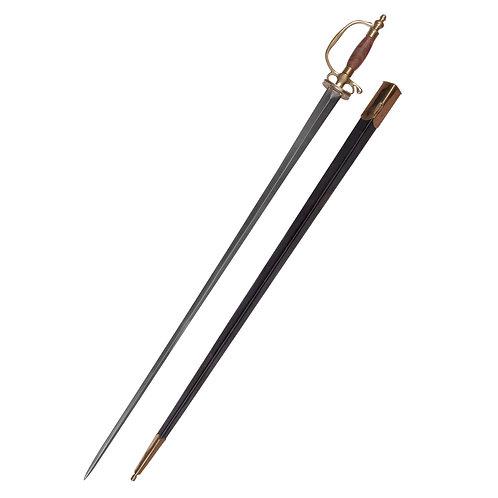 18th Century European Court Sword with Scabbard