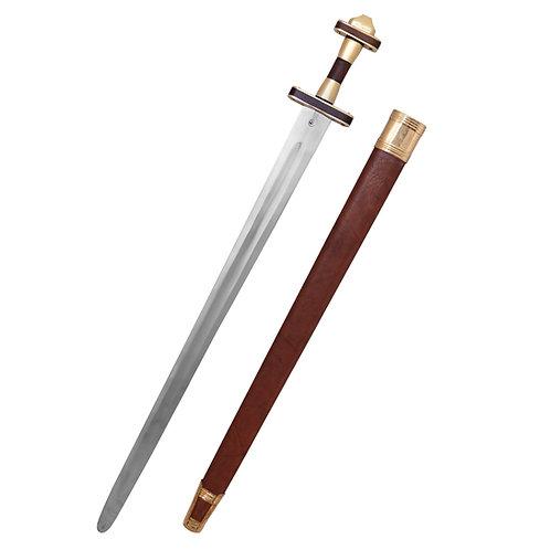 Germanic Spatha, practical blunt sword